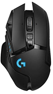 Logitech G502 Driver, Gaming Mouse Software