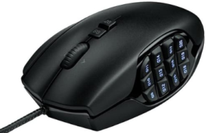 Logitech G600 MMO gaming mouse driver, Software Download