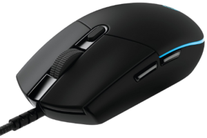 Logitech Pro Hero Gaming Mouse Driver