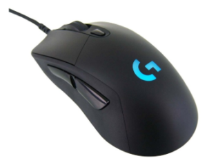 Logitech G403 Prodigy Wired Gaming Mouse Driver