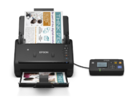 Epson ES-500W Driver Download