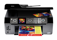 Epson WorkForce 500 Driver