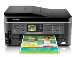 Epson WorkForce 545 Driver