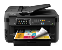Epson WorkForce WF-7610 Driver